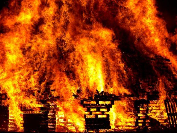 ノートルダムの鐘火刑イメージ