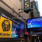 ミュージカルFROZEN アナと雪の女王ブロードウェイ観劇レポ&感想 溢れる家族愛に感動し涙!日本上演も大期待な優秀作品