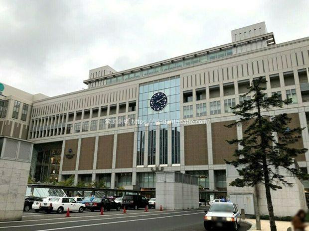 札幌駅前ロータリー
