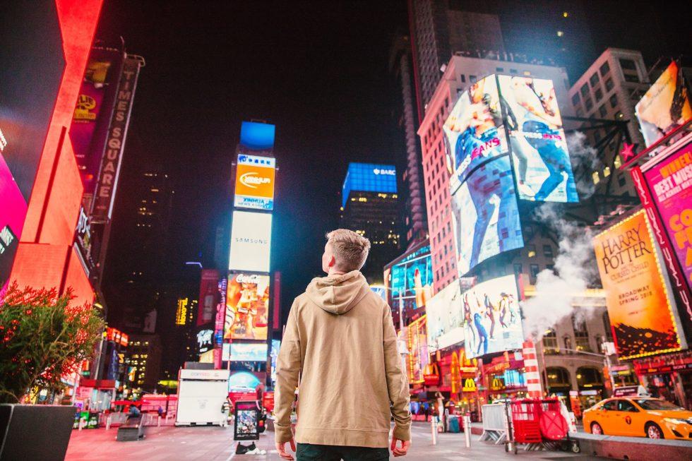 ニューヨーク5日間ホテル込み161,400円から!ANA海外ツアータイムセール実施中!マイル3倍も